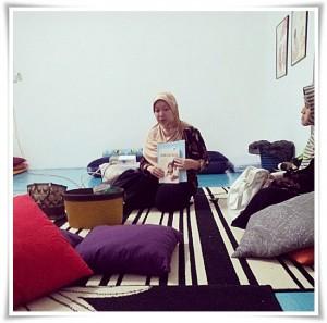 AMANI BIRTH PREP CLASS 1