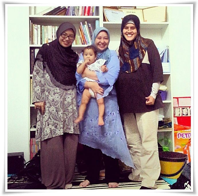 AMANI BIRTH PREP CLASS 7